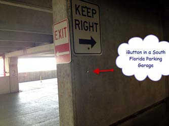 ibutton in parking garage.jpg
