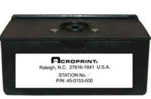Acroprint C72 key stations